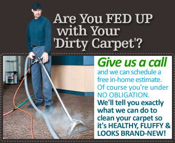 Greenbrier carpet steam cleaning
